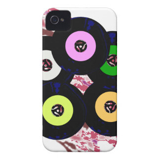 Singles Collection Jazz Background iPhone 4 Covers