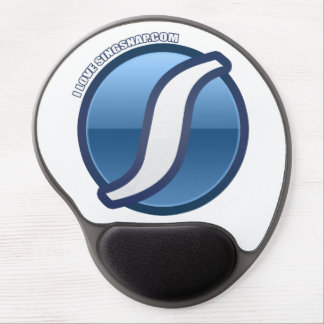 SingSnap Logo Gel Mousepad Gel Mouse Mat