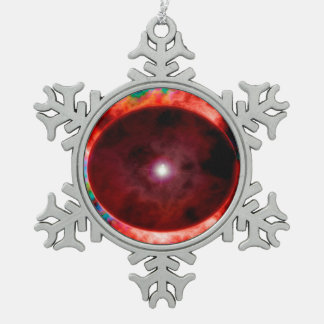 Singularity Pewter Snowflake Decoration