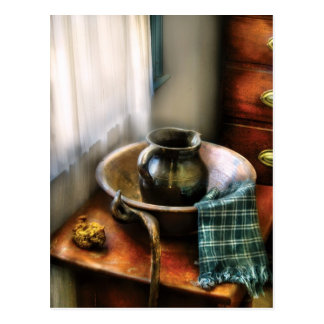 Sink - A Wash Basin II Postcard