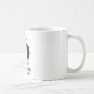 Sink it Drink it Abe Lincoln Basic White Mug
