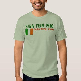 SINN FEIN - EASTER RISING 1916 T SHIRT
