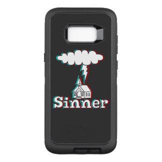 Sinner Illustration OtterBox Defender Samsung Galaxy S8+ Case