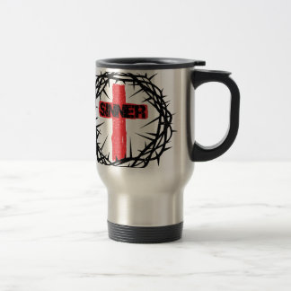 SINNER TRAVEL MUG
