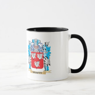Sinnott Coat of Arms - Family Crest Mug