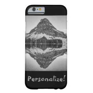 Sinopah Mountain Reflection Design Barely There iPhone 6 Case
