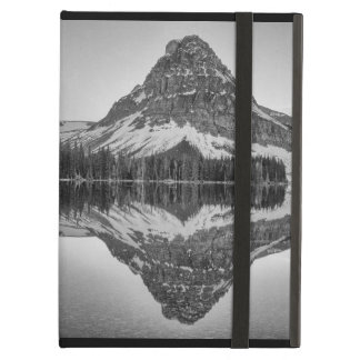 Sinopah Mountain Reflection, Glacier National Park Case For iPad Air