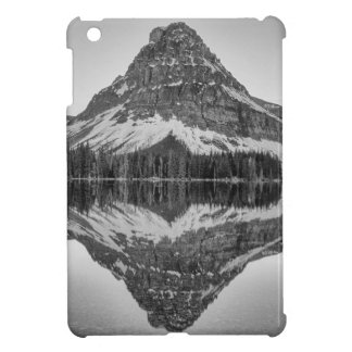 Sinopah Mountain Reflection, Glacier National Park iPad Mini Cases