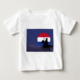 sint with Netherlands maan.jpg Baby T-Shirt