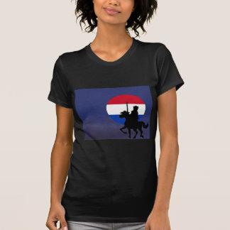 sint with Netherlands maan.jpg T-Shirt