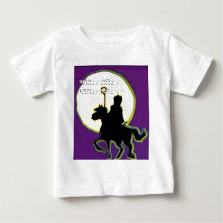 sinterklaas op paard baby T-Shirt