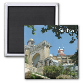 Sintra castle refrigerator magnets