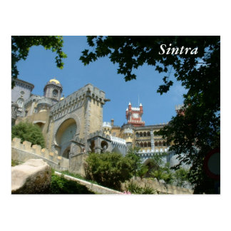 Sintra Postcard