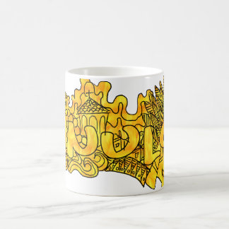 Sinulog-GOLD Basic White Mug