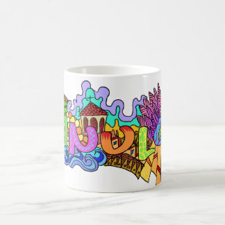 sinulogCOLORS Basic White Mug