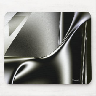 Sinuosity #1 mouse pad