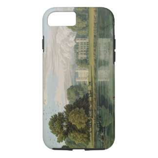 Sion House, engraved by Robert Havell (1769-1832) iPhone 8/7 Case