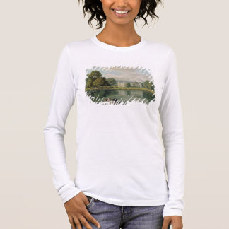 Sion House, engraved by Robert Havell (1769-1832) Long Sleeve T-Shirt