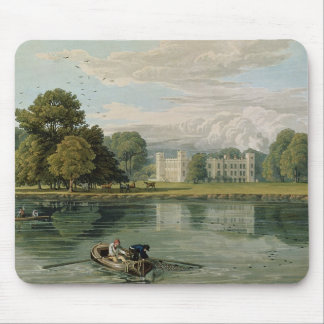 Sion House, engraved by Robert Havell (1769-1832) Mouse Mat
