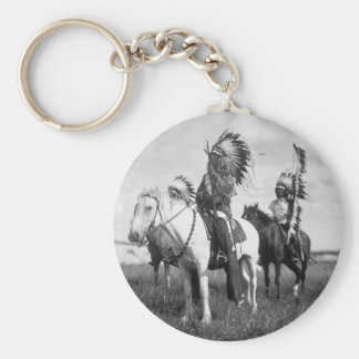 Sioux Chiefs, 1905 Key Ring