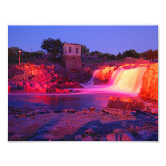 Sioux Falls Photographic Print