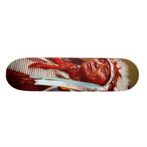 Sioux Skate Deck