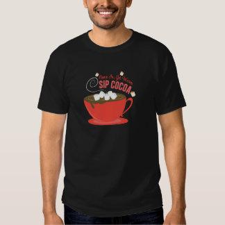 Sip Cocoa T Shirt