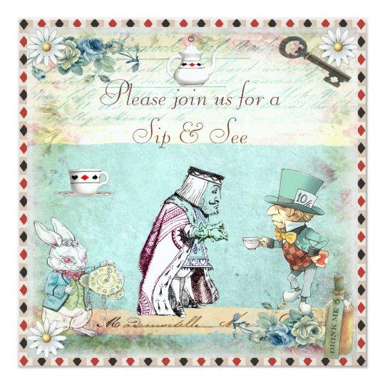 vintage baby boy cards & invitations | zazzle.co.uk, Baby shower invitations