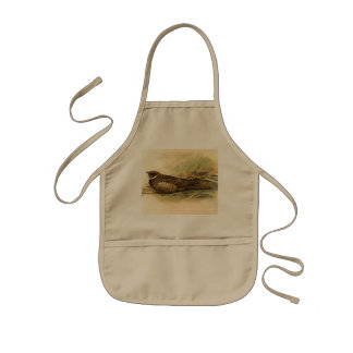 Siphonorhis Americana Kids Apron