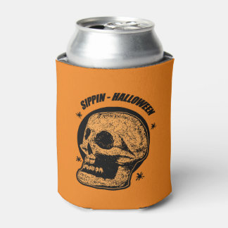 Sippin - Halloween Can Cooler
