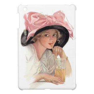 Sipping Soda Lady iPad Mini Case