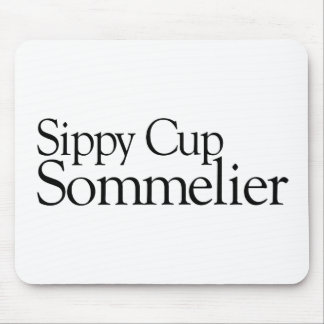 Sippy Cup Sommelier Mouse Mats