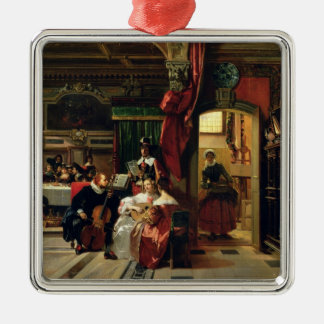 Sir Anthony van Dyck  in London, 1837 Christmas Ornament