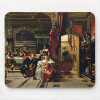 Sir Anthony van Dyck  in London, 1837 Mouse Mat