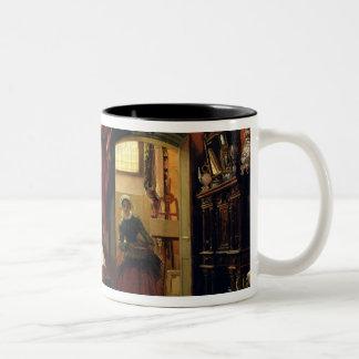 Sir Anthony van Dyck  in London, 1837 Mugs