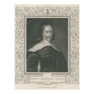 Sir Archibald Campbell, 1st Marquess Postcard