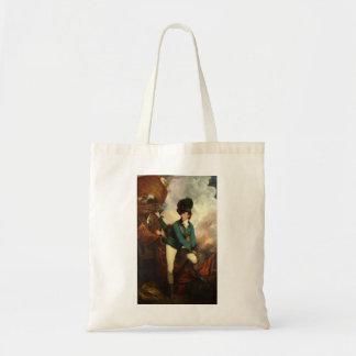 Sir Banastre Tarleton by Joshua Reynolds Tote Bags
