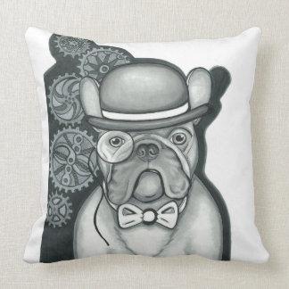 Sir Bouledogue Pillow