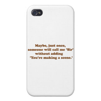 sir case for iPhone 4