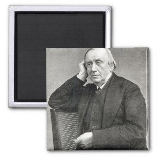 Sir Charles Halle, c.1880 Square Magnet