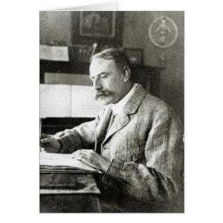 Sir Edward Elgar Card