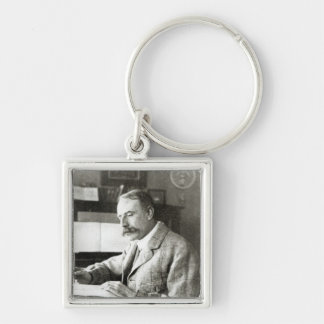 Sir Edward Elgar Key Ring