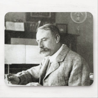 Sir Edward Elgar Mouse Pad