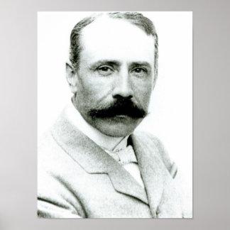 Sir Edward Elgar Poster