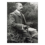 Sir Edward Elgar Poster