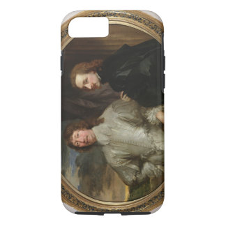 Sir Endymion Porter (1587-1649) and the Artist, c. iPhone 8/7 Case