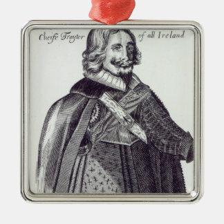 Sir Felim O'Neill of Kinard Christmas Ornament