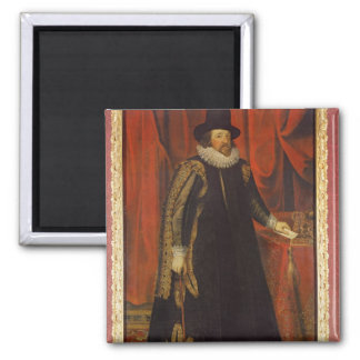 Sir Francis Bacon  Viscount of St. Albans Magnet
