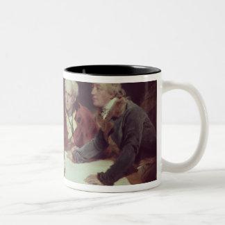 Sir Francis Baring Coffee Mug
