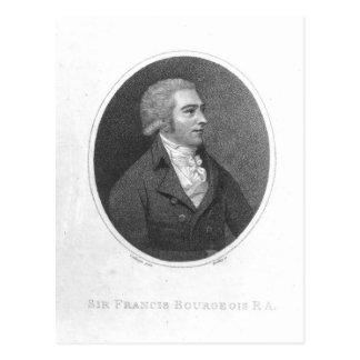 Sir Francis Bourgeois, 1804 Postcard